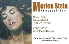 Visitekaartje Marion Stein