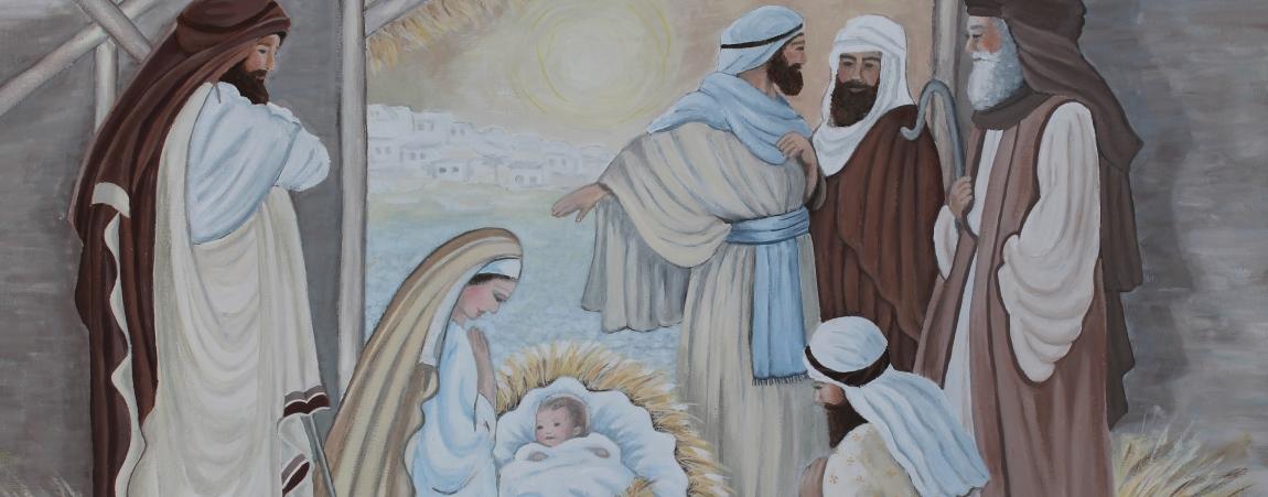 'Jezus is geboren!